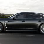 Porsche-Panamera-S-Black-side
