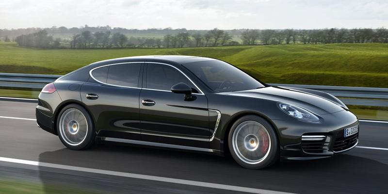 Porsche-Panamera-S-Black