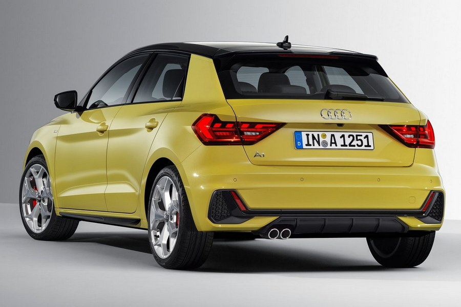 Audi A4 Lease >> Audi A1 Sportback 25 TFSI Technik - Lease Not Buy