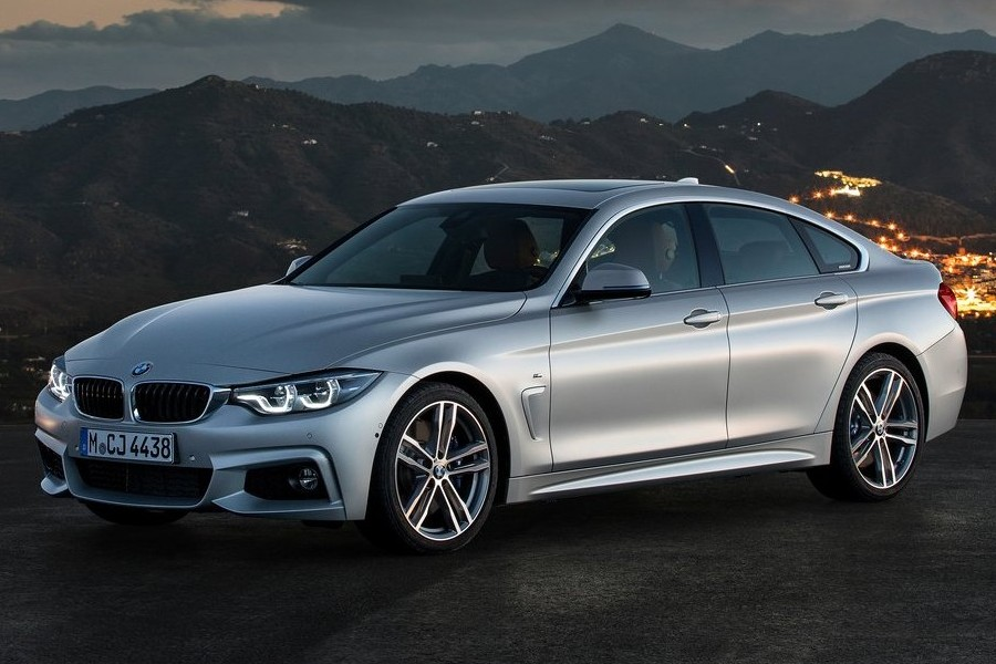 BMW 4 Series Gran Coupe 420d M Sport Plus Pack - Lease ...