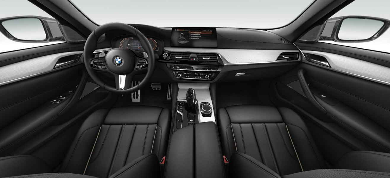 Bmw 5 Series Saloon 520i M Sport Auto Plus Pack Lease