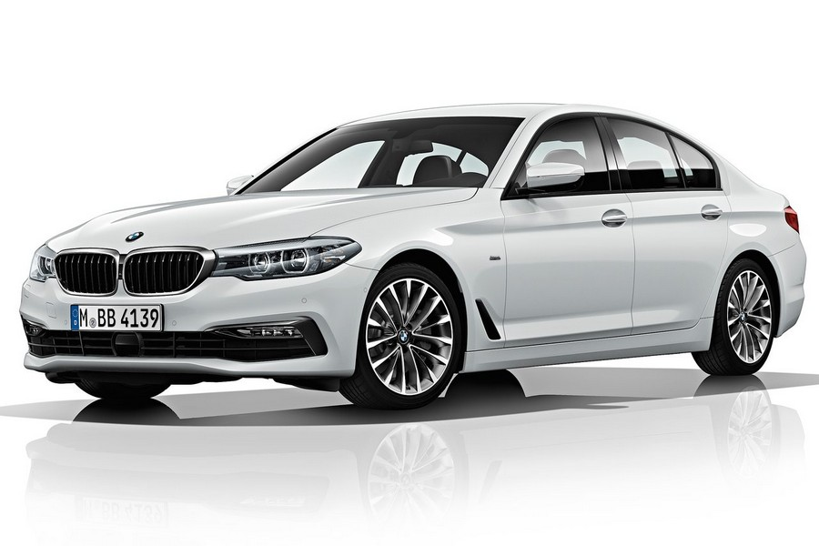 BMW 530e M Sport Auto - Lease Not Buy