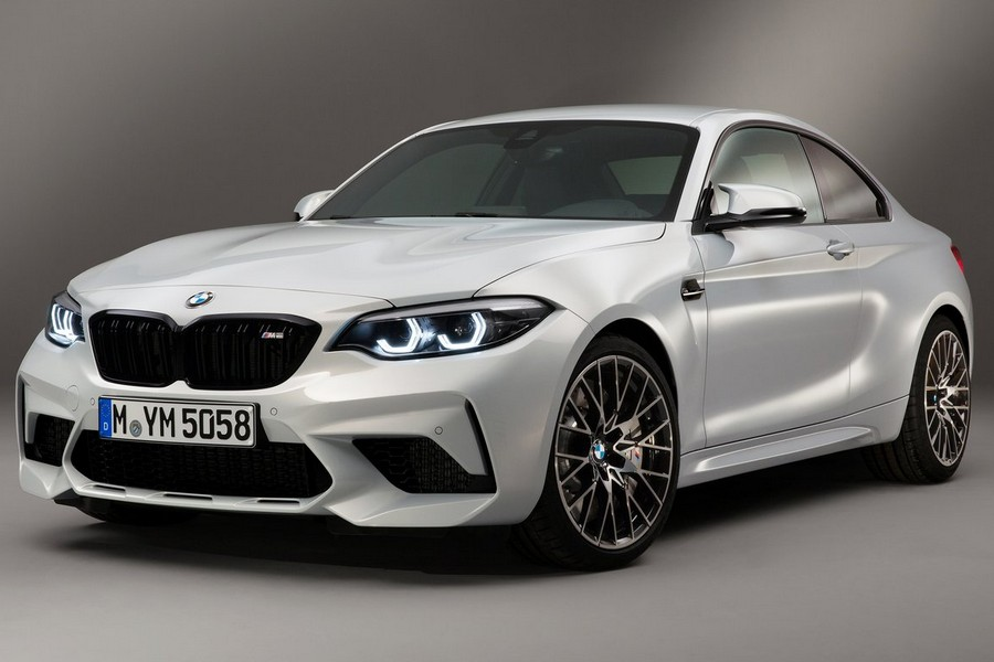 Audi A3 Lease >> BMW M2 Coupe Competition DCT - Lease Not Buy