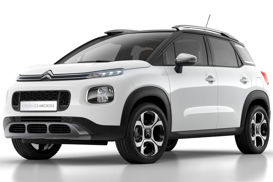 citroen c3 aircross 1 2 puretech flair lease not buy. Black Bedroom Furniture Sets. Home Design Ideas