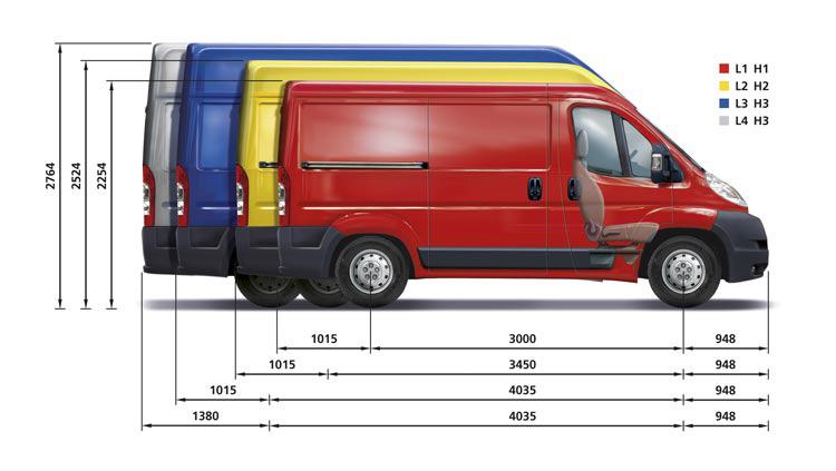 Citroen Relay 35 L3 H2 Van 130ps Enterprise Lease Not Buy