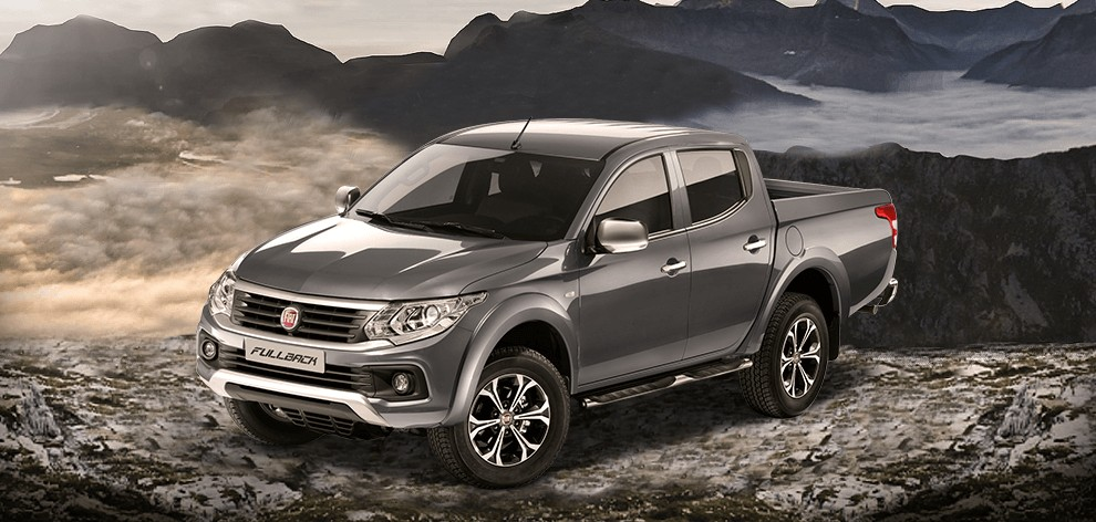 Short Term Lease Car >> Fiat Fullback 2.4 180hp LX DCab Pick Up Auto - Lease Not Buy