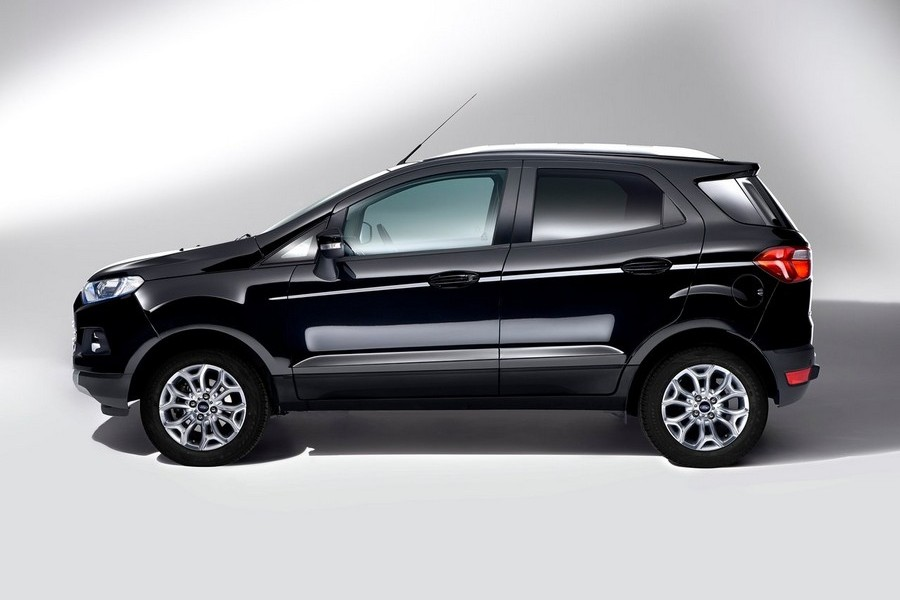 Ford Ecosport 1 5 Tdci 95 Titanium 5dr Lease Not Buy