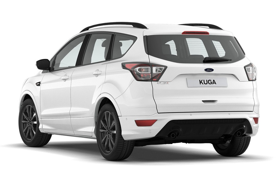 ford kuga 2 0 tdci 180 st line 4wd auto lease not buy. Black Bedroom Furniture Sets. Home Design Ideas