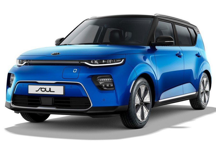 KIA Soul Electric 150kW First Edition 64kWh - Lease Not Buy