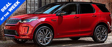 Land Rover Discovery Sport 2.0 P200 Auto