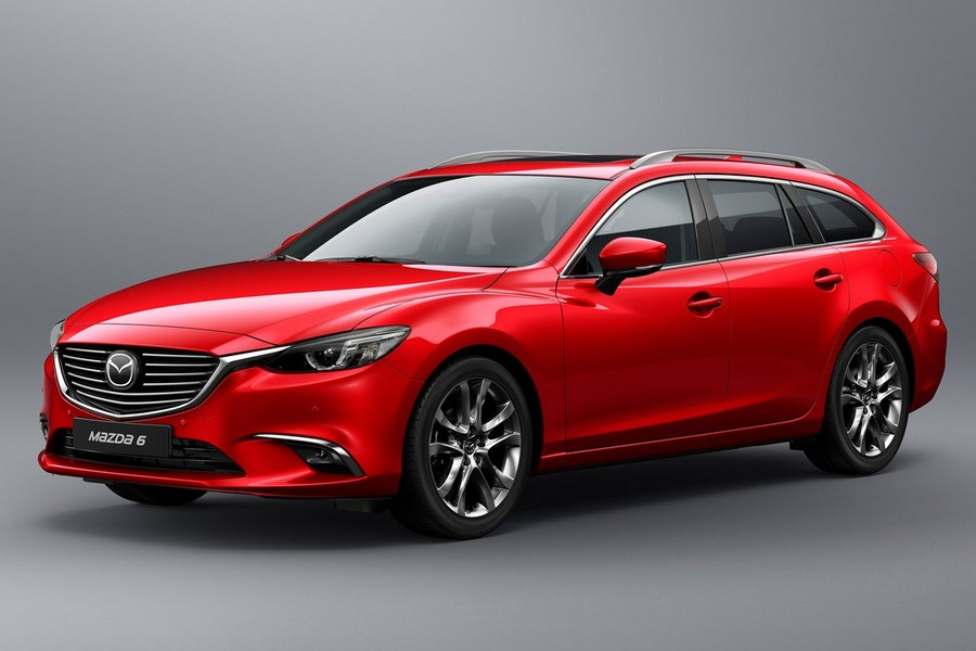 Mazda 6 Tourer 2.0 Skyactiv SE-L Nav
