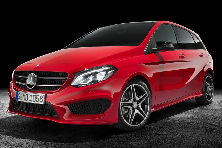 Mercedes B-Class B180 Exclusive Edition