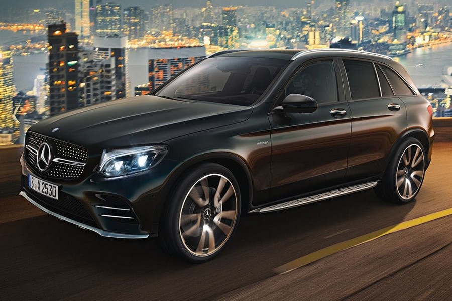 Mercedes GLC 220d 4Matic AMG Night Edition - Lease Not Buy