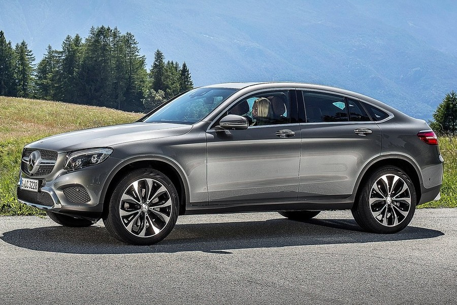 Hyundai Lease Deals >> Mercedes GLC Coupe 220d AMG Line 5dr - Lease Not Buy