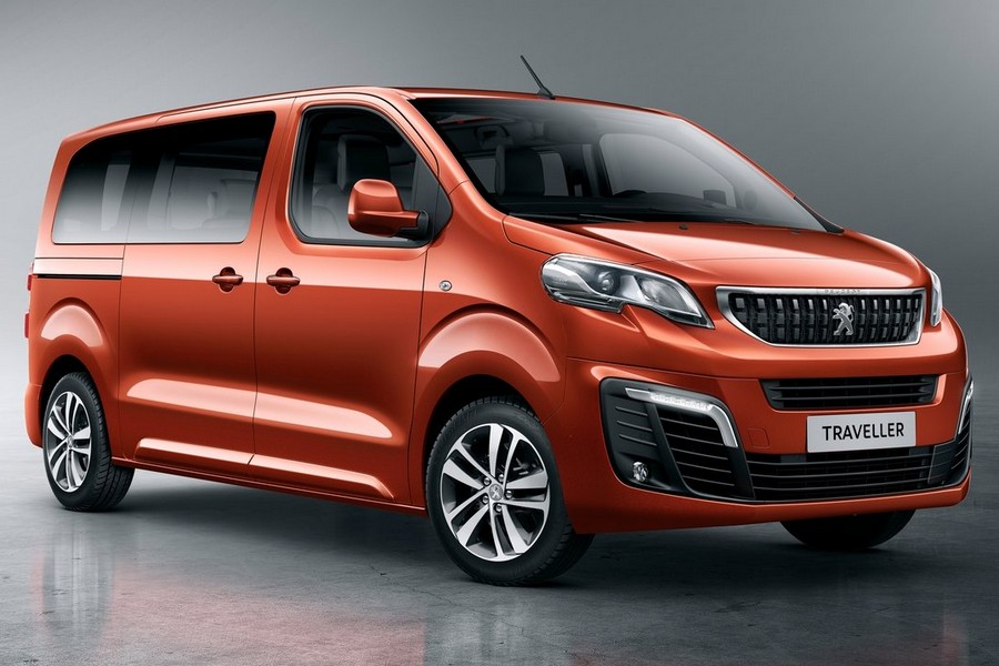 Peugeot Traveller 2.0 BlueHDi 150 Allure 8 Seats