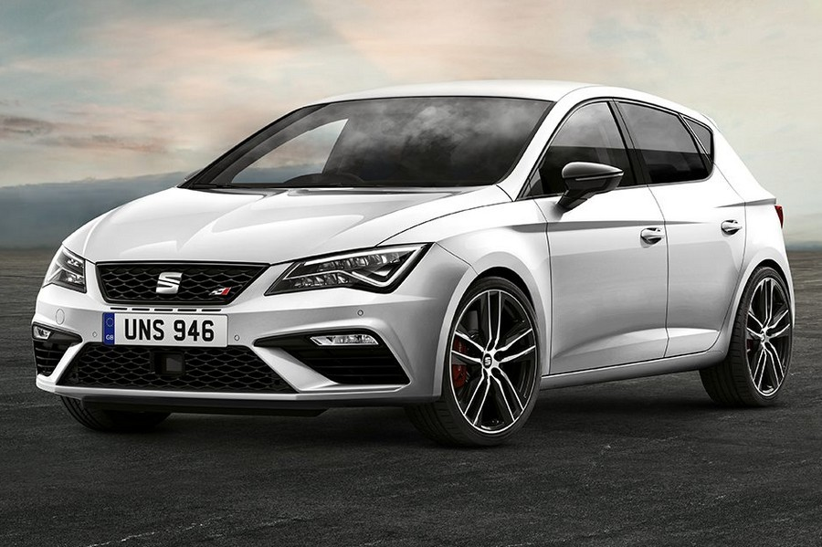 seat leon cupra 2.0 tsi 300 5dr - lease not buy