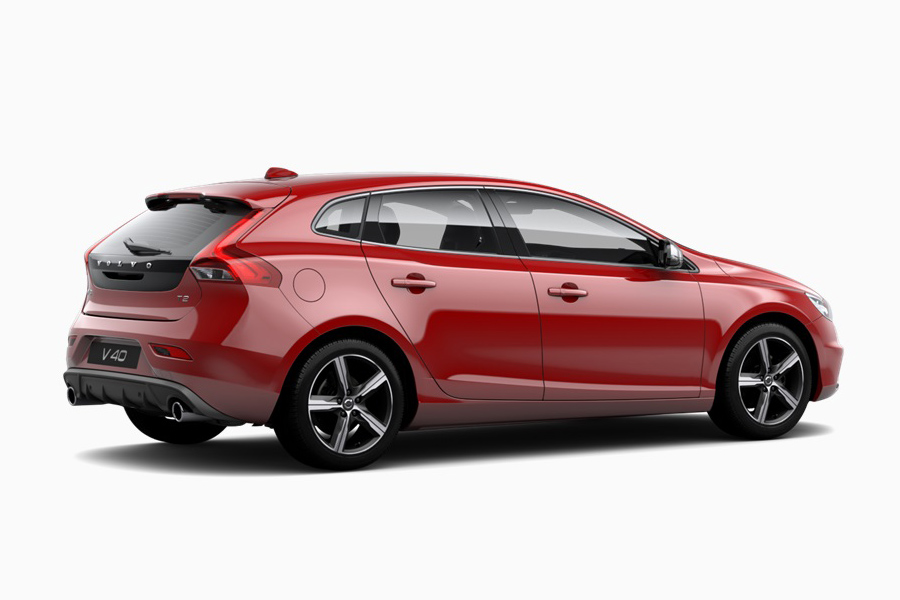 Volvo V40 T3 152ps Inscription Winter Pack Auto - Lease Not Buy