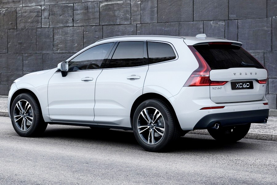 Audi Lease Deals >> Volvo XC60 2.0 190 T4 Edition Auto - Lease Not Buy