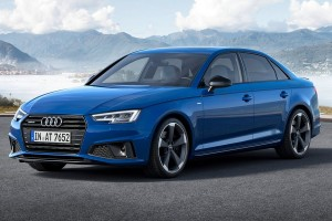 Audi A4 Saloon 35 TFSI Black Edition