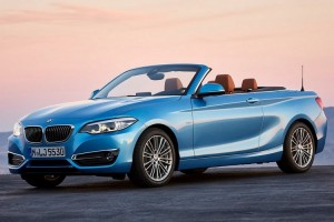 BMW 2 Series Convertible 218i M Sport