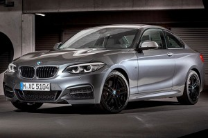 BMW 2 Series Coupe 218i M Sport Auto