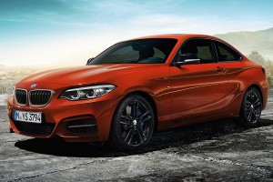 BMW 2 Series Coupe 218i M Sport