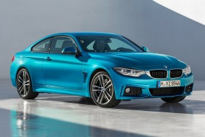 BMW 4-Series 420d M Sport Coupe Auto