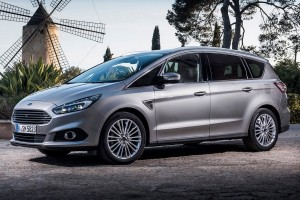 Ford S MAX 1.5 EcoBoost Zetec 5dr