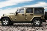 Jeep Wrangler 3.6 V6 Sahara 4dr Auto