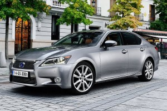 Lexus GS 300h Luxury