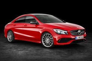Mercedes CLA Coupe 220d AMG Line Night Edition Auto