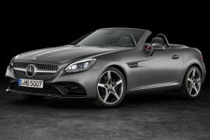 Mercedes SLC Roadster 180 AMG Line