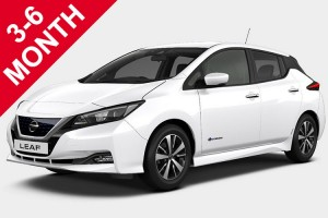 Nissan Leaf 110kW N-Connecta 40kWh