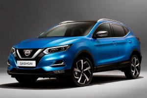 Nissan Qashqai DiG-T 160 N-Connecta Auto [Glass Roof]