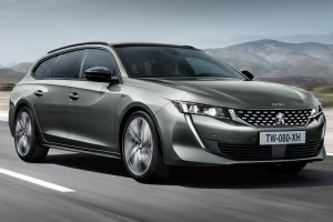 Peugeot 508 SW First Edition PureTech 225 Auto