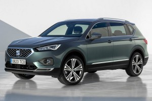 SEAT Tarraco 1.5 TSi EVO SE Tech