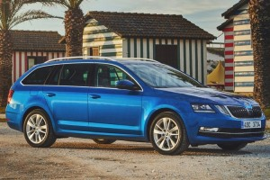 Skoda Octavia Estate 1.6 TDI SE Tech