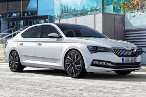Skoda Superb 1.4 TSI iV SE Tech DSG Hybrid