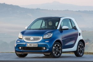 Smart fortwo Coupe Passion Premium